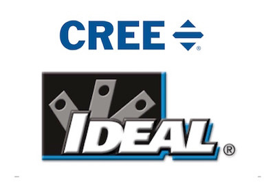 Ideal Buys Cree Lighting
