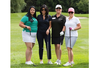 Electric Elle Golf Tournament