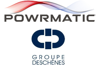 CEW deschenes powrmatic 400